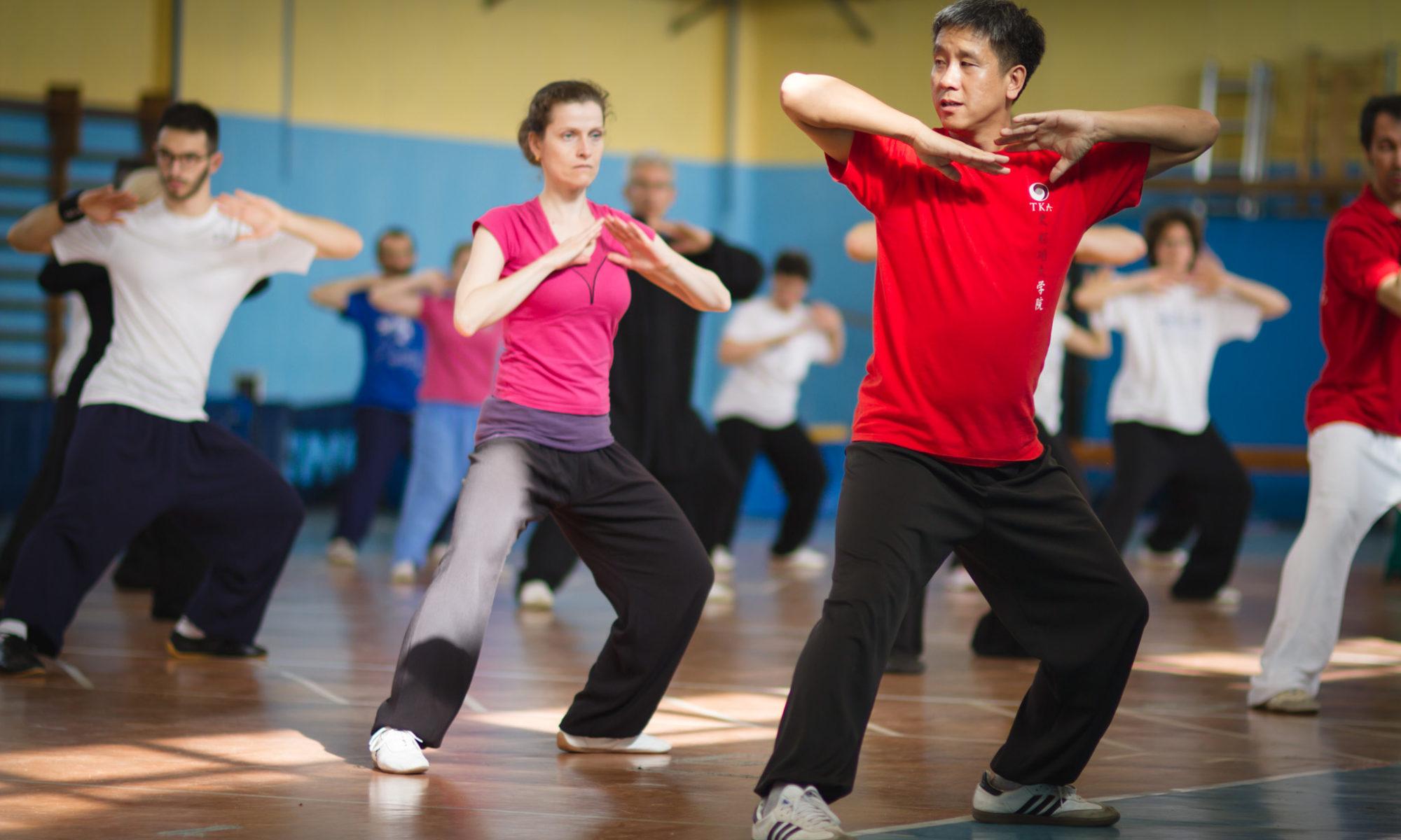 Seminario laojia yilu maestro Zhu Xiangqian